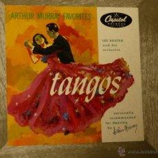 Discos de vinilo: ARTHUR MURRAY FAVORITES -TANGOS (33, 1/3 - 1955 ) DIFICILÍSIMO, EDICIÓN USA (INÉDITO AQUÍ). Lote 51797308