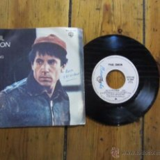 Discos de vinilo: PAUL SIMON - LATE IN THE EVENING. Lote 51798572