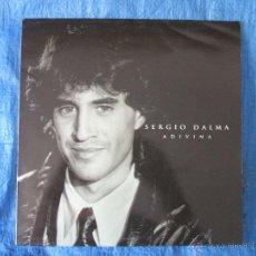 Discos de vinilo: SERGIO DALMA - ADIVINA LP. Lote 51799506