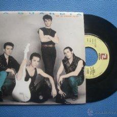 Discos de vinilo: LA GUARDIA NO SE DONDE ESTOY SINGLE SPAIN 1991 PROMO PDELUXE. Lote 51804127