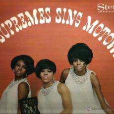 Discos de vinilo: LP THE SUPREMES SING MOTOWN . Lote 51804337