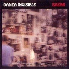 Discos de vinilo: DANZA INVISIBLE ?– BAZAR, LP SPAIN, VG+/EX+. Lote 51804779