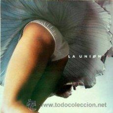 Discos de vinilo: LA UNIÓN ?– 4X4, LP SPAIN, VG+/EX+. Lote 51805494