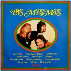 Discos de vinilo: LOS MISMOS - JEFE IRONSIDE - LP SPAIN 1973 - BELTER 22.709. Lote 51806150