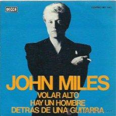Discos de vinilo: JOHN MILES SINGLE SELLO DECCA AÑO 1975. Lote 51807316