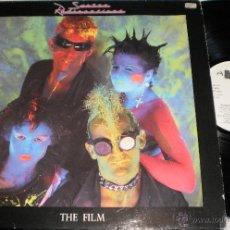 Discos de vinilo: SUEÑOS RADIOACTIVOS THE FILM LP B.S.O.ESPAÑA 1986. Lote 51807519