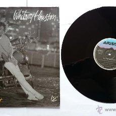 Discos de vinilo: WHITNEY HOUSTON - I'M YOUR BABY TONIGHT / I'M KNOCKIN' / FEELS SO GOOD (MAXI 1990). Lote 158632545
