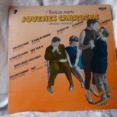 Discos de vinilo: MUSICA PARA JOVENES CARROZAS N.7. Lote 51810151