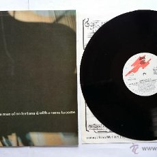 Discos de vinilo: WIN MERTENS - A MAN OF NO FORTUNE & WITH A NAME TO COME (1986). Lote 51810531