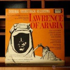 Discos de vinilo: ORIGINAL SOUNDTRACK RECORDING - LAWRENCE OF ARABIA (MADE IN ENGLAND) . Lote 51817480