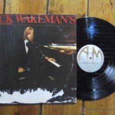 Discos de vinilo: RICK WAKEMAN -. Lote 51817878