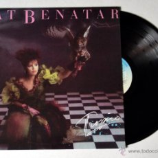 Discos de vinilo: DISCO DE VINILO: LP. PAT BENATAR: TROPICO. AÑO 1984. Lote 51818099