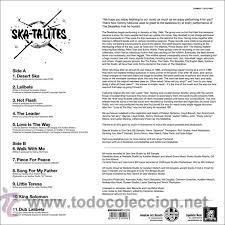 Discos de vinilo: SKA-TALITES - walk with me ( LP reedición Liquidator Music ) - Foto 2 - 51842199