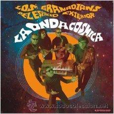 Discos de vinilo: GRANADIANS DEL ESPACIO EXTERIOR - LA ONDA COSMICA ( LP 2015 LIQUIDATOR MUSIC ). Lote 51844061