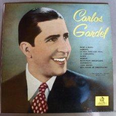 Discos de vinilo: DISCO VINILO. CARLOS GARDEL. MODL 1.031 ODEON. Lote 51848396