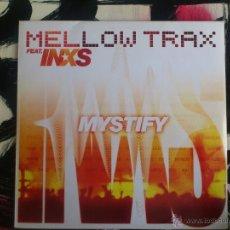 Discos de vinilo: MELLOW TRAX - FEAT. INXS - MYSTIFY - MAXI - DOBLE VINILO - EDM - UNIVERSAL - 2003. Lote 51877546