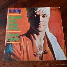 Discos de vinilo: KULDIP / HISPAVOX / 1966. Lote 51883511