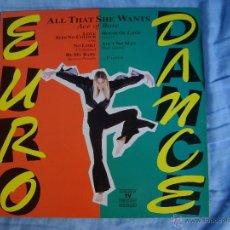 Discos de vinilo: EURO DANCE (LP). Lote 51893001