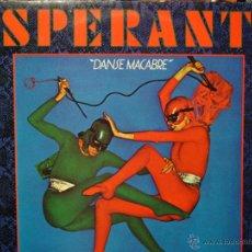 Discos de vinilo: ESPERANTO DANSE MACABRE LP 1974 ENGLAND PETER SINFIELD EX++. Lote 51893013