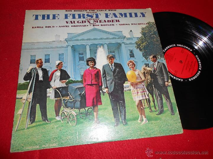 The first family vaughn meader+earle doud+naomi - Sold