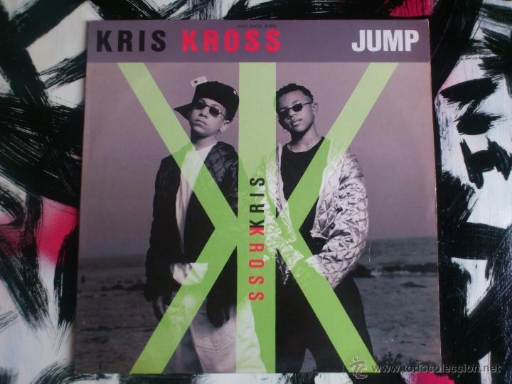 KRIS KROSS - JUMP - MAXI - VINILO - SONY - 1992 (Música - Discos de Vinilo - Maxi Singles - Rap / Hip Hop)