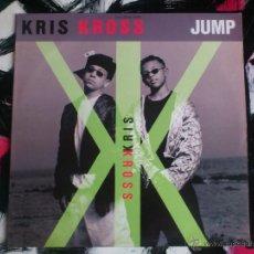 Discos de vinilo: KRIS KROSS - JUMP - MAXI - VINILO - SONY - 1992. Lote 51920128