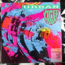 Discos de vinilo: URBAN ACID - LP - VINILO - POLYGRAM - 1989. Lote 51920175