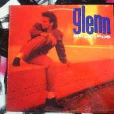 Discos de vinilo: GLENN MEDEIROS - GLEN MEDEIROS - LP - VINILO - MERCURY - PHONOGRAM - 1990. Lote 51920274