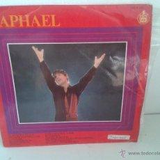 Discos de vinilo: LP'S-R A P H A E L -- AÑO 1967. Lote 51921073
