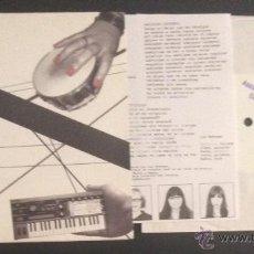 Discos de vinilo: SINGLE EP VINILO LAS SEÑORAS PUNK ROCK. Lote 51924687