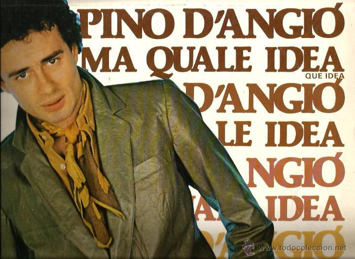 Lp Pino D Angio Ma Quale Idea Sold Through Direct Sale 51925164