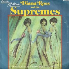 Discos de vinilo: DIANA ROSS AND THE SUPREMES SINGLE SELLO TAMLA-MOTOWN AÑO 1967 EDITADO EN ESPAÑA. Lote 51929618