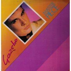 Discos de vinilo: GACEBO. MASTER PIECE. 1982.. Lote 51930478