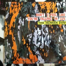 Discos de vinilo: THE HUMAN ZOO - DON´T TURN AROUND - MAXI - VINILO - MAX MUSIC - 1993. Lote 51930790
