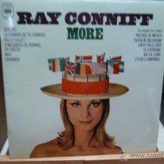 Discos de vinilo: RAY CONNIFF-MORE. Lote 51931595