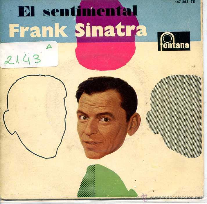 Discos de vinilo: FRANK SINATRA / ALL THE THINGS YOU ARE / VODY AND SOUL + 2 (EP 1962) - Foto 1 - 56796090