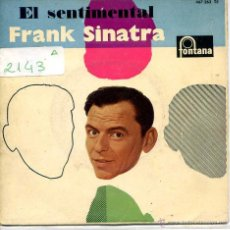 Discos de vinilo: FRANK SINATRA / ALL THE THINGS YOU ARE / VODY AND SOUL + 2 (EP 1962). Lote 56796090