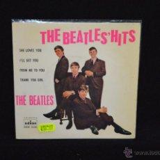 Discos de vinilo: THE BEATLES - SHE LOVES YOU +3 - EP. Lote 51932976