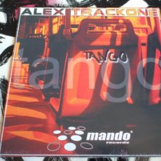Discos de vinilo: ALEX TRACK ONE - TANGO - MAXI - VINILO - MANDO RECORDS - 2003. Lote 51935639