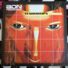 Discos de vinilo: TEARDROPS - NAUSICA - MAXI - VINILO - VALE MUSIC - ADN PROGRESSIVE - 2001. Lote 51935873