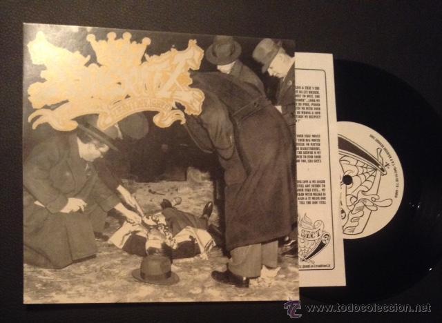 EP SINGLE VINILO X DA SECT X BOROUGH HEAVYWEIGHTS HARDCORE SXE NYHC XDA SECTX (Música - Discos de Vinilo - EPs - Punk - Hard Core)