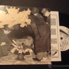 Discos de vinilo: EP SINGLE VINILO X DA SECT X BOROUGH HEAVYWEIGHTS HARDCORE SXE NYHC XDA SECTX. Lote 51935929