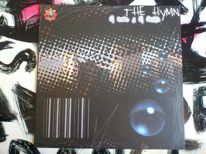 DJ PUMU & DJ DEATH - THE HYMN - MAXI - VINILO - ADN SOUND - VALE MUSIC - 2001 (Música - Discos de Vinilo - Maxi Singles - Techno, Trance y House)