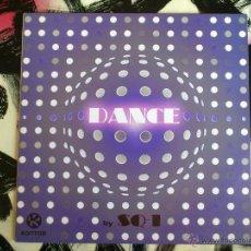 Discos de vinilo: SQ 1 - DANCE - MAXI - VINILO - KONTOR - VALE MUSIC - 2002. Lote 51936055