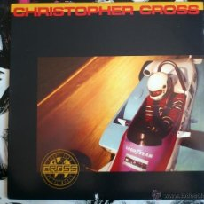 Discos de vinilo: CHRISTOPHER CROSS - EVERY TURN OF THE WORLD - LP - VINILO - WARNER - 1985. Lote 51938443