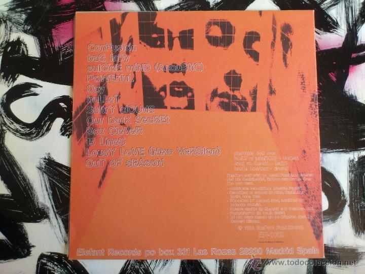 Discos de vinilo: PHANTOM DOG - ONLY PALS - LP - VINILO - ELEFANT - 1995 - Foto 2 - 51938854