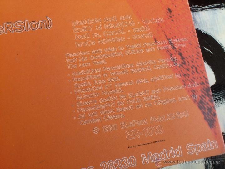 Discos de vinilo: PHANTOM DOG - ONLY PALS - LP - VINILO - ELEFANT - 1995 - Foto 4 - 51938854