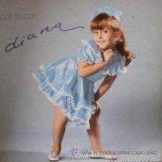 Discos de vinilo: CANTA CON DIANA. BELTER. AÑOS 80.. Lote 51940724