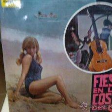 Discos de vinilo: FIESTA EN LA COSTA DEL SOL-LP. Lote 51941297