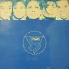 Discos de vinilo: FIVE STAR-FIVE STAR LP VINILO 1990 SPAIN. Lote 51947492